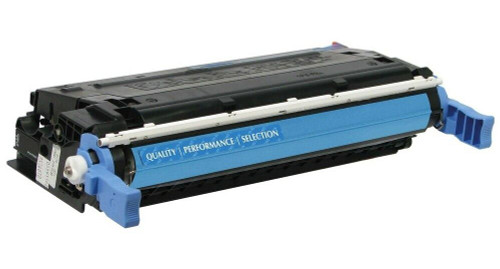 LAinks Replacement for HP 641A C9721A Cyan Laser Toner Cartridge HP_C9721A