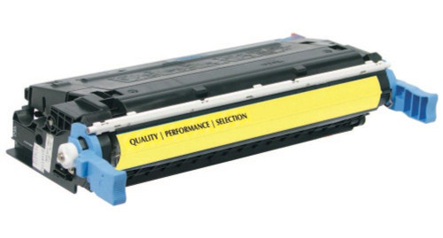 LAinks Replacement for HP 641A C9722A Yellow Laser Toner Cartridge HP_C9722A