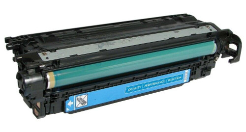 LAinks Replacement for HP 504A CE251A Cyan Laser Toner Cartridge HP_CE251A
