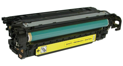 LAinks Replacement for HP 504A CE252A Yellow Laser Toner Cartridge HP_CE252A