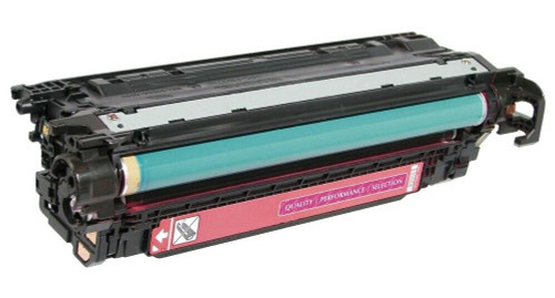 LAinks Replacement for HP 504A CE253A Magenta Laser Toner Cartridge HP_CE253A