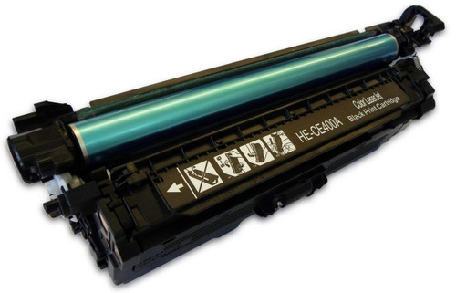 LAinks Replacement for HP 507A CE400A Black Laser Toner Cartridge HP_CE400A
