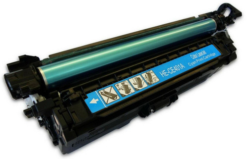 LAinks Replacement for HP 507A CE401A Cyan Laser Toner Cartridge HP_CE401A