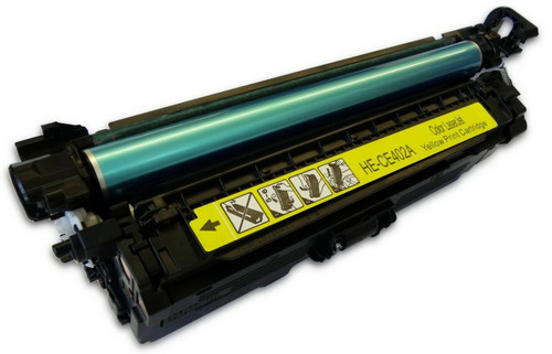 LAinks Replacement for HP 507A CE402A Yellow Laser Toner Cartridge HP_CE402A