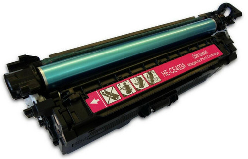 LAinks Replacement for HP 507A CE403A Magenta Laser Toner Cartridge HP_CE403A