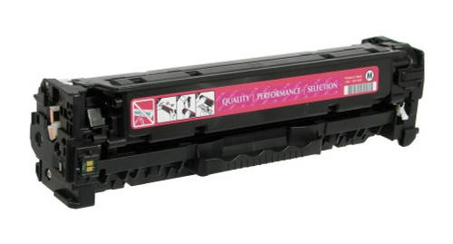 LAinks Replacement for HP 305A CE413A Magenta Laser Toner Cartridge HP_CE413A