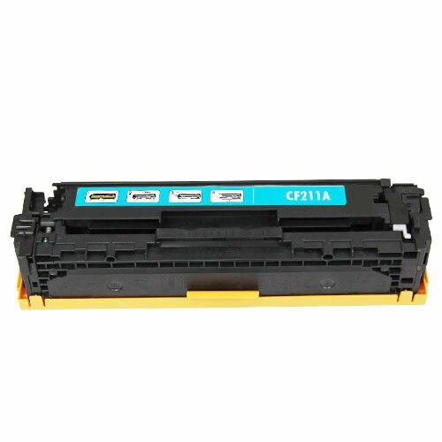 LAinks Replacement for HP 131A CF211A Cyan Laser Toner Cartridge HP_CF211A