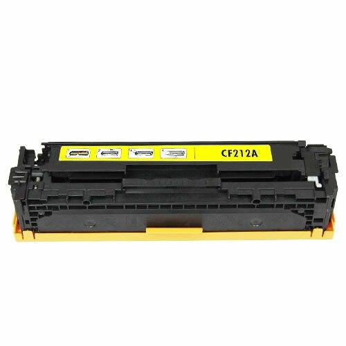 LAinks Replacement for HP 131A CF212A Yellow Laser Toner Cartridge HP_CF212A
