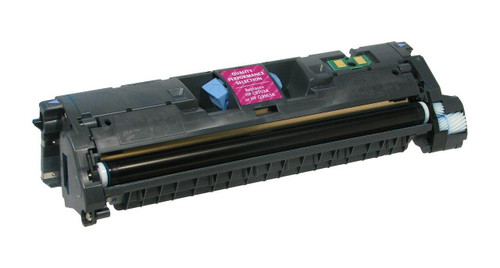 LAinks Replacement for HP 122A Q3963A High Yield Magenta Laser Toner Cartridge HP_Q3963A