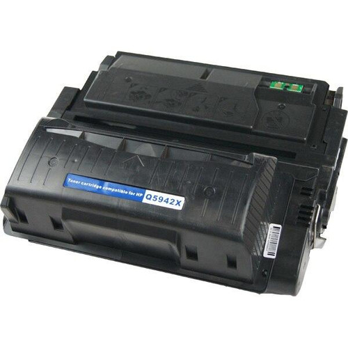 LAinks Replacement for HP 42X Q5942X High Yield Black Laser Toner Cartridge HP_Q5942X