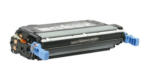 LAinks Replacement for HP 643A Q5950A Black Laser Toner Cartridge HP_Q5950A