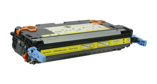 LAinks Replacement for HP 643A Q5952A Yellow Laser Toner Cartridge HP_Q5952A