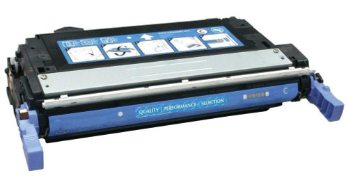 LAinks Replacement for HP 644A Q6461A Cyan Laser Toner Cartridge HP_Q6461A