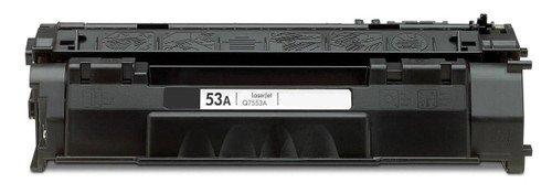 LAinks Replacement for HP 53A Q7553A Black Laser Toner Cartridge HP_Q7553A