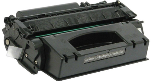 LAinks Replacement for HP 53X Q7553X High Yield Black Laser Toner Cartridge HP_Q7553X