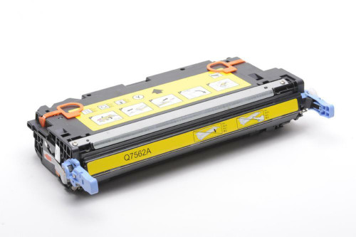 LAinks Replacement for HP 314A Q7562A Yellow Laser Toner Cartridge HP_Q7562A