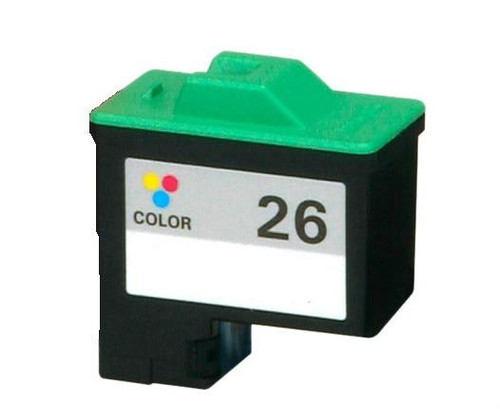 LAinks Replacement for Lexmark #26 10N0026 Color Ink Cartridge LEX_26