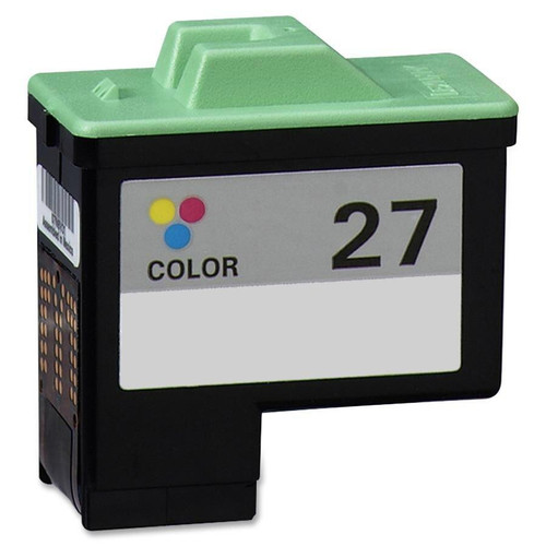 LAinks Replacement for Lexmark #27 10N0227 Color Ink Cartridge LEX_27