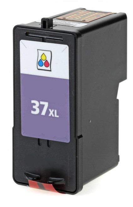 LAinks Replacement for Lexmark #37XL 18C2200 High Yield Color Ink Cartridge LEX_37XL