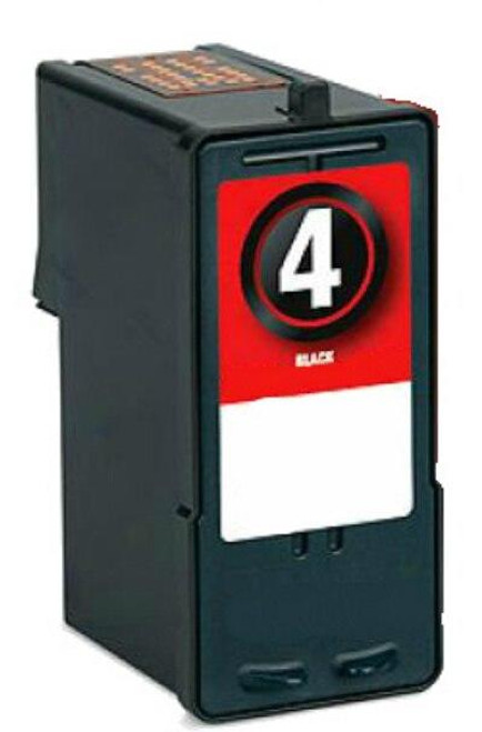 LAinks Replacement for Lexmark #4 18C1974 Black Ink Cartridge LEX_4