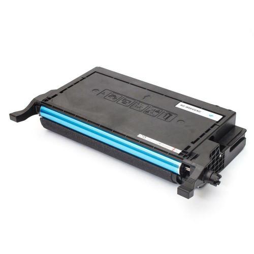 LAinks Replacement for Samsung CLP-660 CLP-C660B High Yield Cyan Toner Cartridge SAMSUNG_CLP-C660B