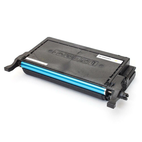 LAinks Replacement for Samsung CLP-660 CLP-Y660B High Yield Yellow Toner Cartridge SAMSUNG_CLP-Y660B