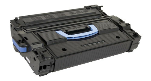 LAinks Replacement for HP 43X C8543X JUMBO Black Toner Cartridge - 27percent More Yield HP_C8543XJ