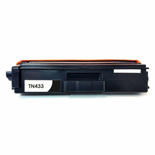 LAinks Replacement for Brother TN-433 TN433BK High Yield Black Toner Cartridge BROTHER_TN433BK