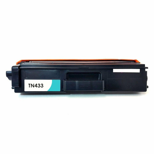 LAinks Replacement for Brother TN-433 TN433C High Yield Cyan Toner Cartridge BROTHER_TN433C