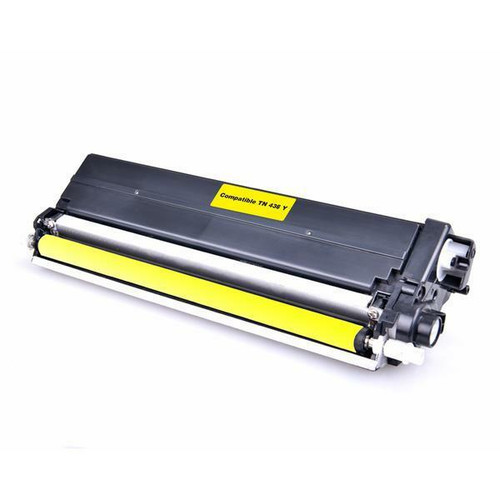 LAinks Replacement for Brother TN-436 TN436Y Super High Yield Yellow Toner Cartridge BROTHER_TN436Y