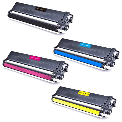 LAinks Replacement for Brother TN436 Super High Yield Toner Cartridges 4PK 1ea BCMY Combo BROTHER_TN436-4PK
