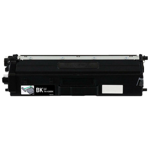 LAinks Replacement for Brother TN439 Ultra High Yield Black Toner Cartridge Brother_TN439BK