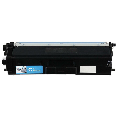 LAinks Replacement for Brother TN439 Ultra High Yield Cyan Toner Cartridge Brother_TN439C