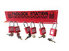 Padlock Station PS - LOTO - PS12