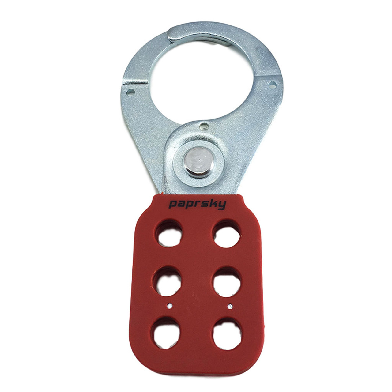 Stainless Steel Vinyl Coated Hasp - 38mm PS-LOTO-HASP-CP