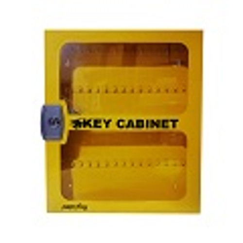 Key Cabinet with Clear Fascia PS-LOTO-KCCF60