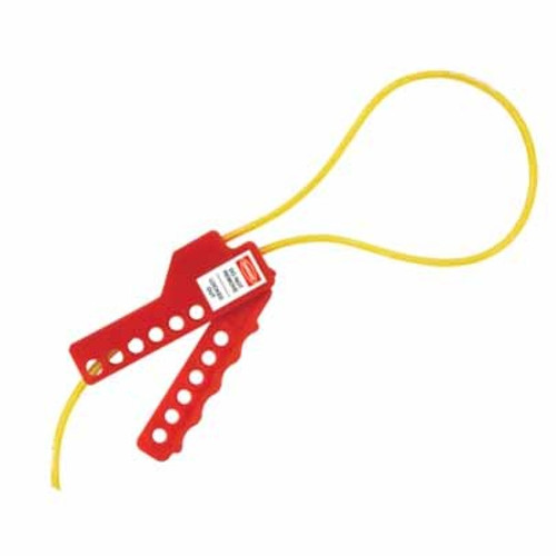 Squeezer Multipurpose Cable Lockout - Electric - Yellow