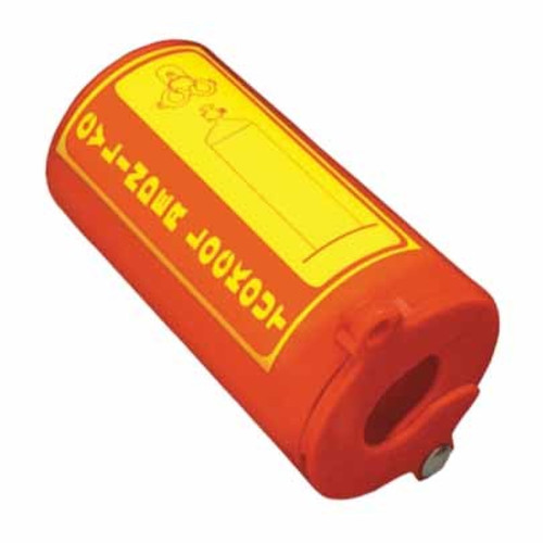 Cylinder Lockout (Red Lid)
