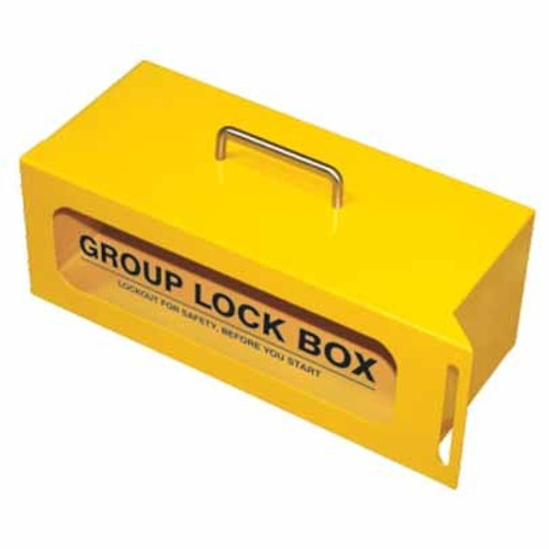 Group Lock Box - (SS)