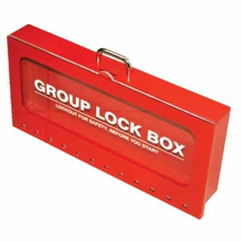 Group Lock Box - 12