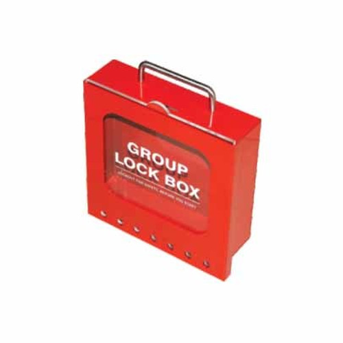 Group Lock Box - 7