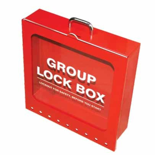 Group Lock Box - 9