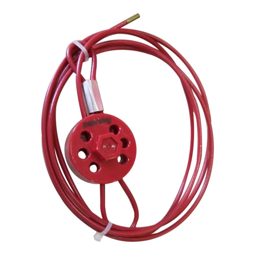 MCL 10 Mtrs of Vinyl Coated Steel Cable