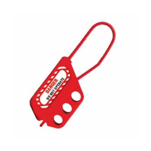 Flexible Lockout Electric Hasp PS-LOTO-HASP-FLEXI33