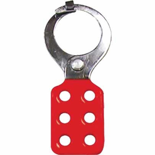 Vinyl Coated Hasp - Single Locking - 38mm