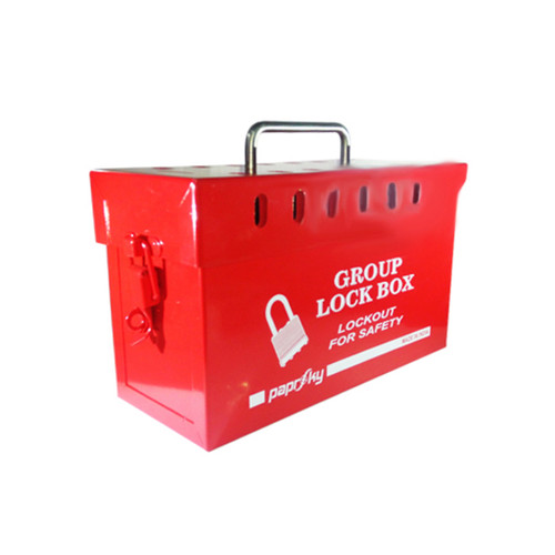 Group Lock Box PS-LOTO-GLB13
