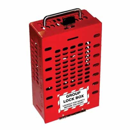 Group Lock Box - 15 PS-LOTO-GLB-15