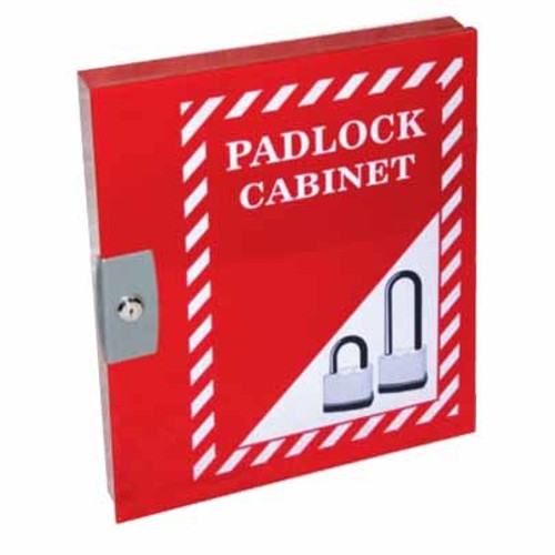 Padlock Cabinet for 220 Locks