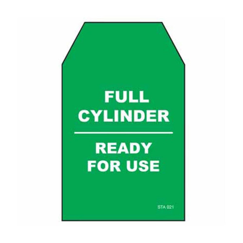 Lockout Tags Tear Proof Single Sided PSP250TP - Full Cylinder Ready For Use