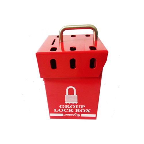 Group Lockout box 7 PS-LOTO-GLB-7